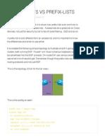Access-lists vs Prefix-lists _ Darren's Blog