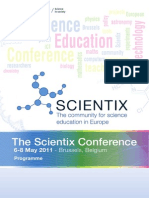 Scientix Conference Programme