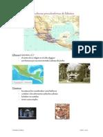02 Las Culturas Precolombinas de Mexico