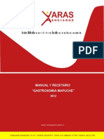 Manual Comida Mapuche