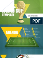 World Cup Template