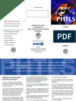 PHTLS Brochure0308.pdf