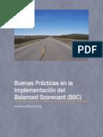 Buenas Prácticas en El BSC