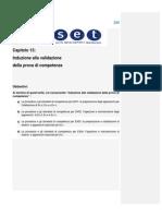 Capitolo 13 - Induzione Alla Validazione Della Prova Di Competenza