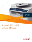 Xerox Phaser 6121MFP ServiceManual
