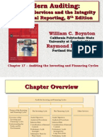 Audit Siklus Investasi Dan Pendanaan