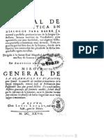 1627 - Espejo General de La Gramatica en Dialogos - Ambrosio de Salazar - Ruan, 1627