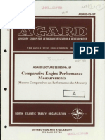 Agard LS 169 Comparative Engine Performance