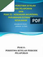 PSAK 8 & PSAK 25.pptx