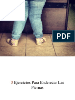 Operacion de Piernas Arqueadas, Como Corregir El Genu Valgo, Tratamiento Para Piernas Chuecas