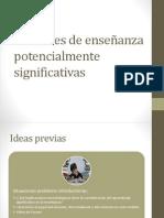 Unidades de Enseñanza Potencialmente Significativas (1)