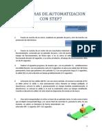 Problemas de Automatizacion Con Step7