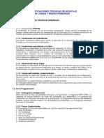 003_especif Tecnicas Montaje Se-lp-rp
