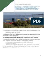 Autoroute Ferroviaire Atlantique 1 Juin 2014 Doc