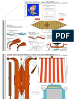 Papercraft Building - Viking Ship