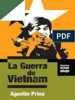 Guerra de Vietnam-Agustín Prina