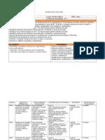_planificación Clase a Clase Primero Basico Yo 2014 Mayo Matema