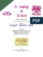 Handel - Amadigi