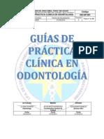 Guías de Práctica Clínica en Odontología