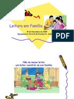 Leitura em Família
