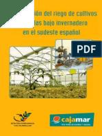 Riego Bajo Invernadero - España