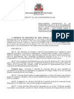 Decreto 5454 Outorga Onerosa