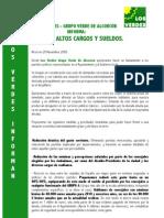 Los Verdes Informan 4