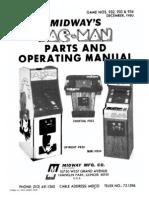 Pacman Operating Manual