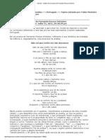 Imprimir - Análise de Um Poema de Fernando Pessoa Ortónimo