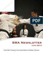 June '14 SMA Newsletter