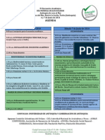 Agenda IV Encuentro Dmo 02-06-2014
