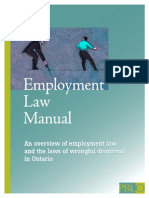Employment Law Manual v2012