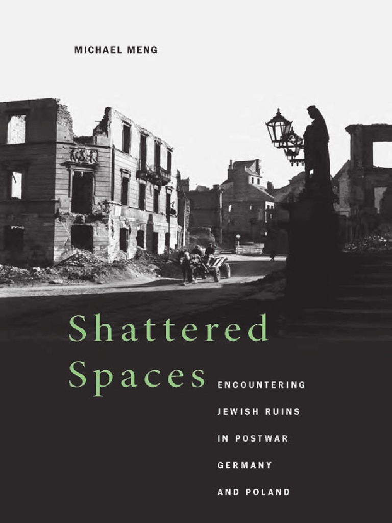 Shattered spaces nazi germany the holocaust fandeluxe Images