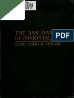 Assurances of Immortality