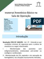 Material Anestesico IPC