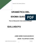 Gramática Quechua