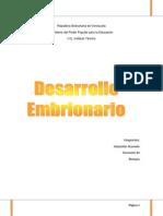 Desarrollo embrionario_Biología