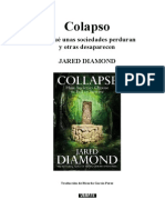 Diamond Jared - Colapso