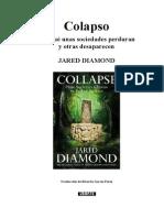 Diamond Jared - Colapso