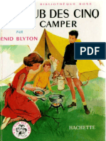 Club Des Cinq 07 Le Club Des Cinq Va Camper - Enid Blyton