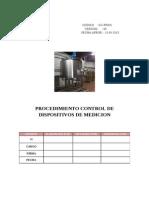 Procedimiento de Calibracion (1)