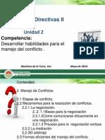 Unidad 2-2C-Manejo Del Conflicto