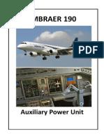 Embraer 190 APU