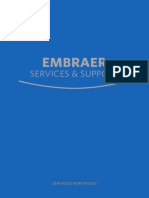 Embraer Services and Support