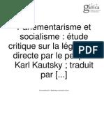 Kautsky Parlementarisme.pdf