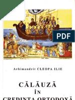 Parintele Cleopa - Calauza in credinta ortodoxa (SCANATA)
