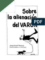 Josep Vicent Marquez - Alienacion Masculina