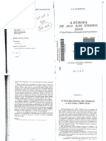 10b - DUROSELLE, J.B. - A Europa de 1815 Aos Nossos Dias (08 Cps)