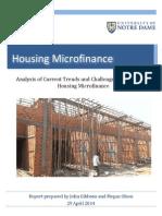 Bangladesh Micro-Finance and Housing Loans Rec