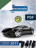 Catalogo Sensorauto Leve 2011